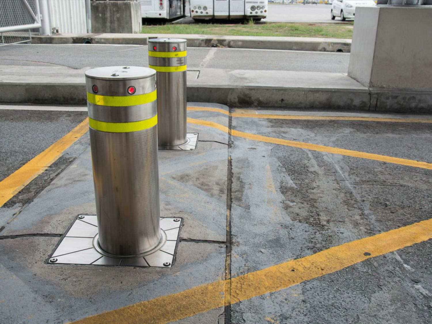 Security Bollards And Barriers Amba Defence